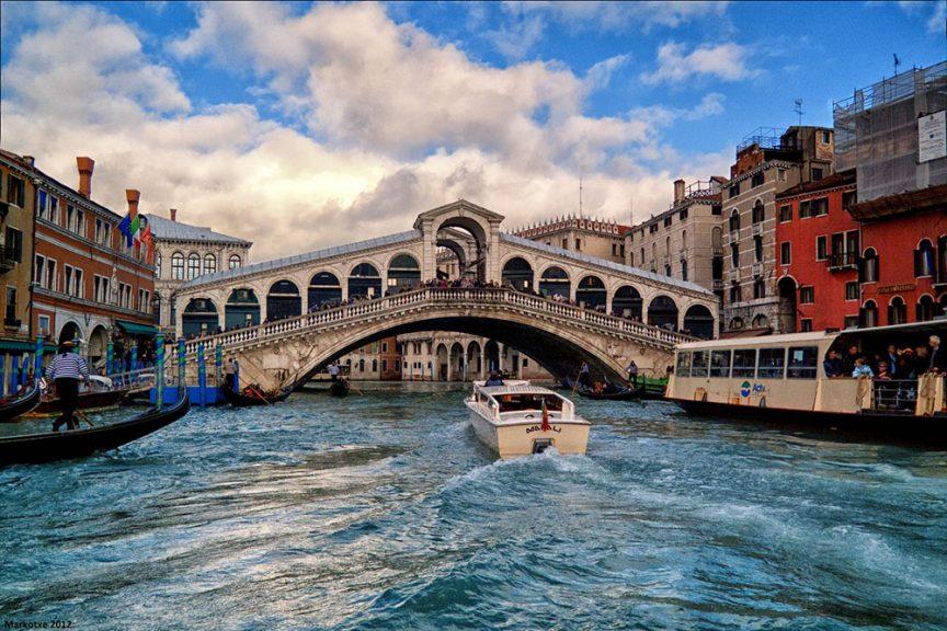 Venecija – diva na vodi