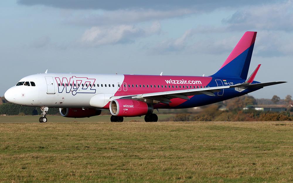 Wizz Air - 20% popusta na sve avio karte i sve letove januar 2019