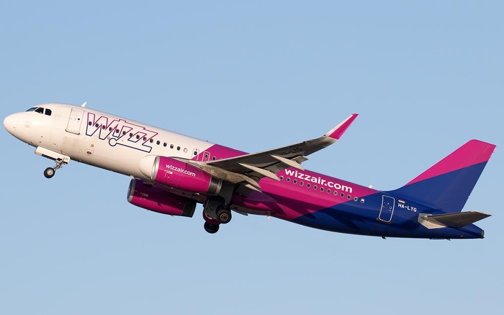 Wizz Air - 20 popusta na sve letove ka i iz Beča
