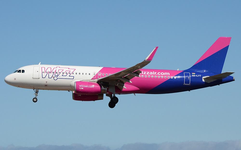 Wizz Air Evropska avio kompanija godine 2017