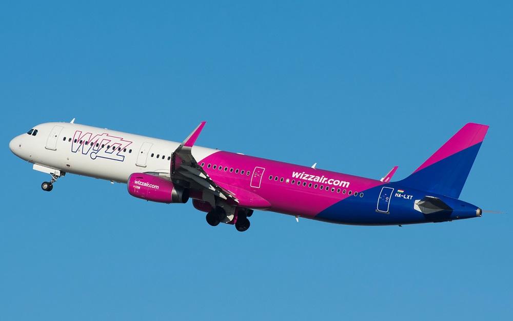 Wizz Air - Rekordan broj putnika u 2017.