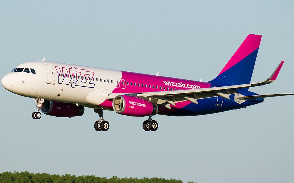Wizz Air - U poslednjih 12 meseci preko 30 miliona putnika