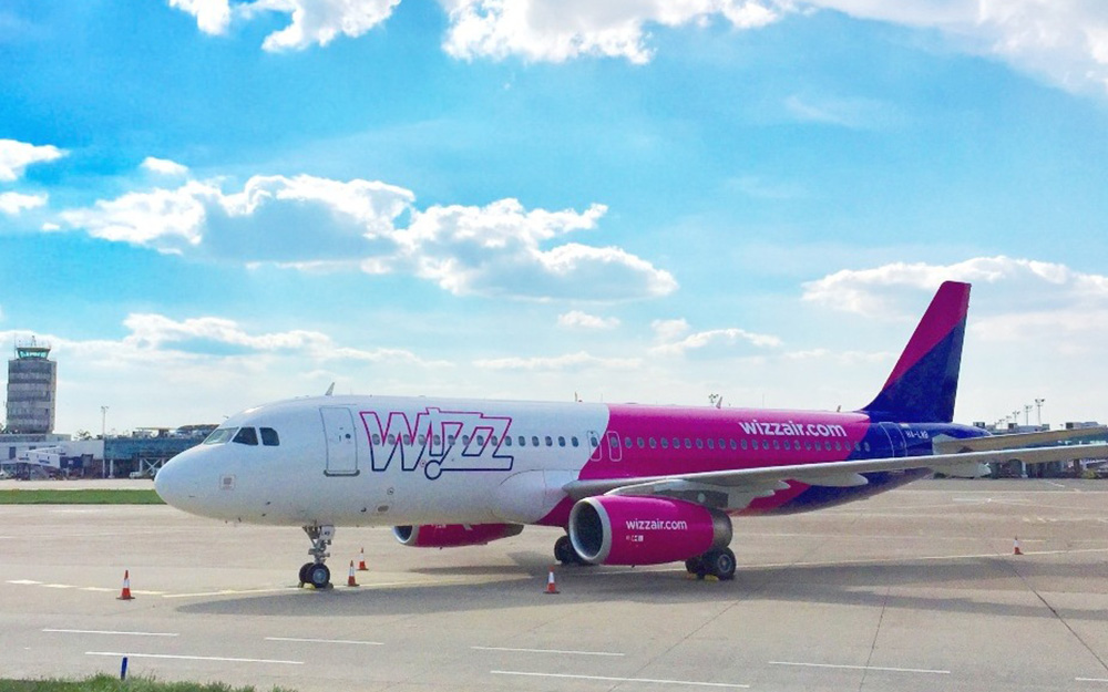 Wizz Air nove linije Beograd maj 2017