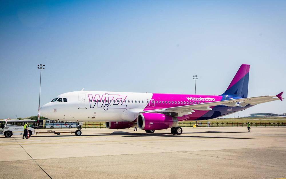 Wizz Air objavio datume prvih letova na novim linijama iz Beograda