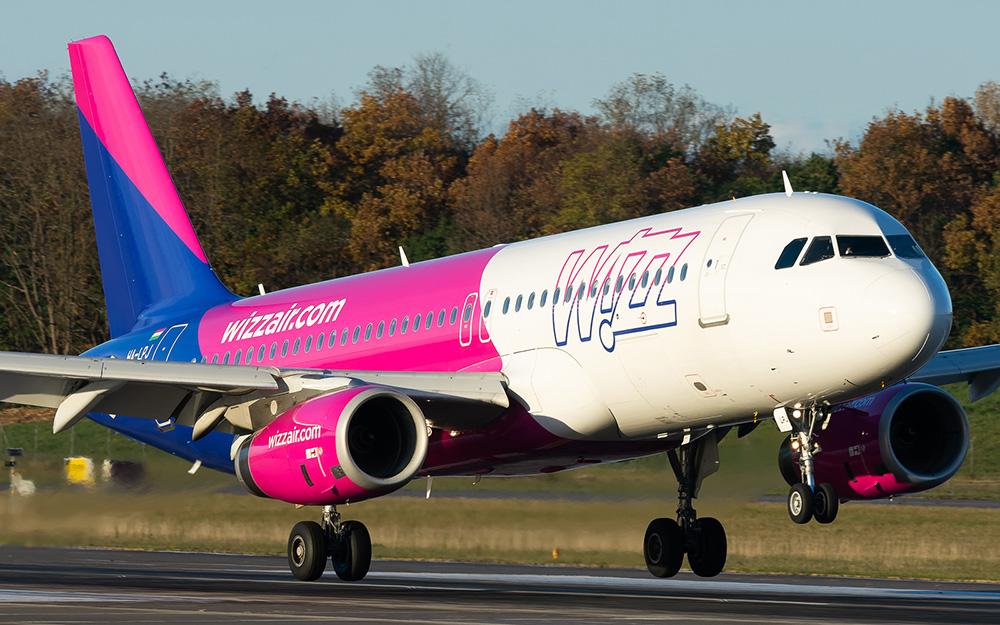 Wizz Air obnavlja letove početkom maja