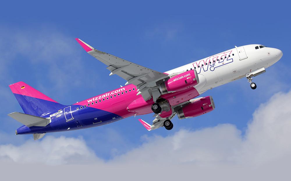 Wizz Air od naredne nedelje pokreće letove iz Beograda i Niša