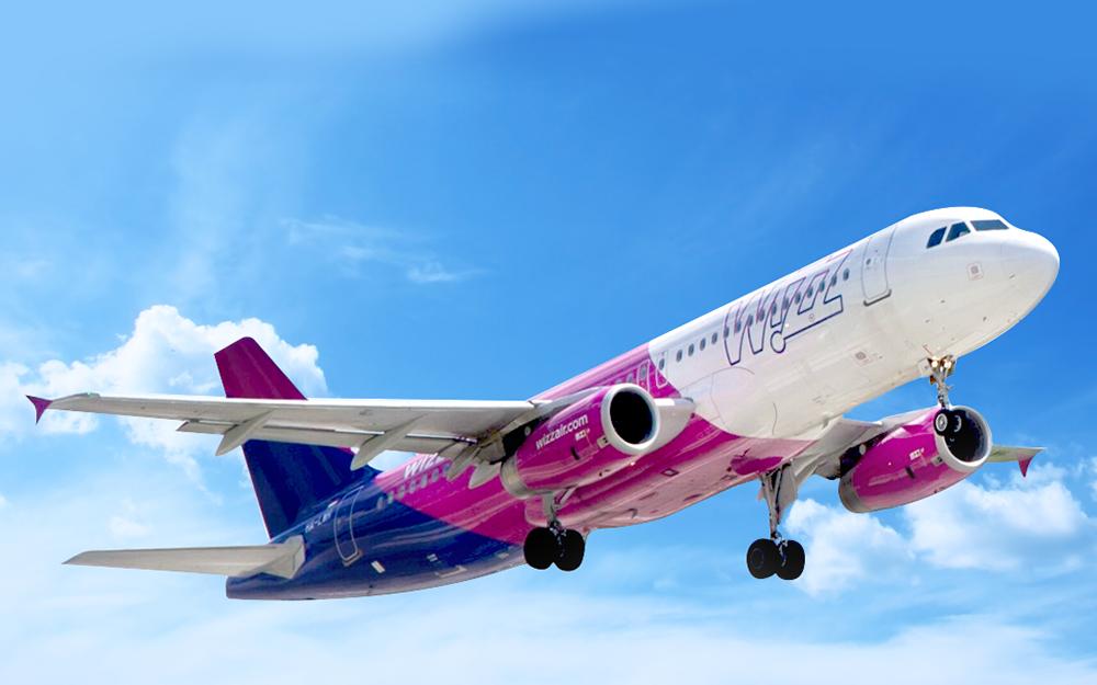 Wizz Air od subote iz Niša i Ohrida za Beč