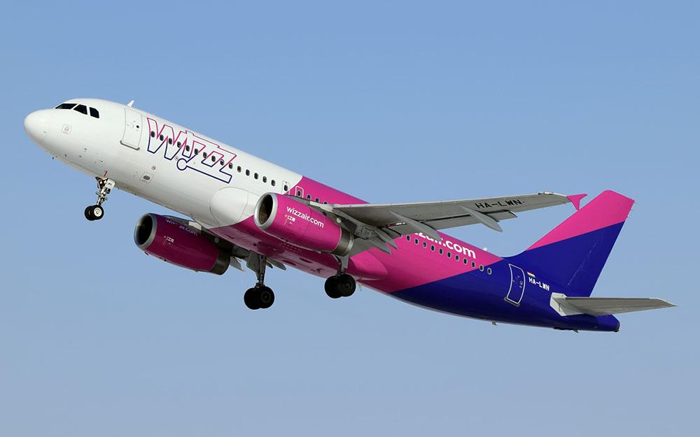 Wizz Air odlaže letove na novim linijama iz Beograda
