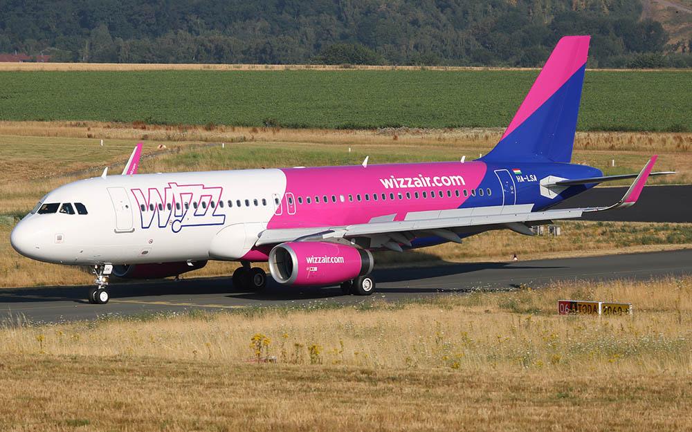 Wizz Air otkazao sedam od devet najavljenih novih linija iz Beograda