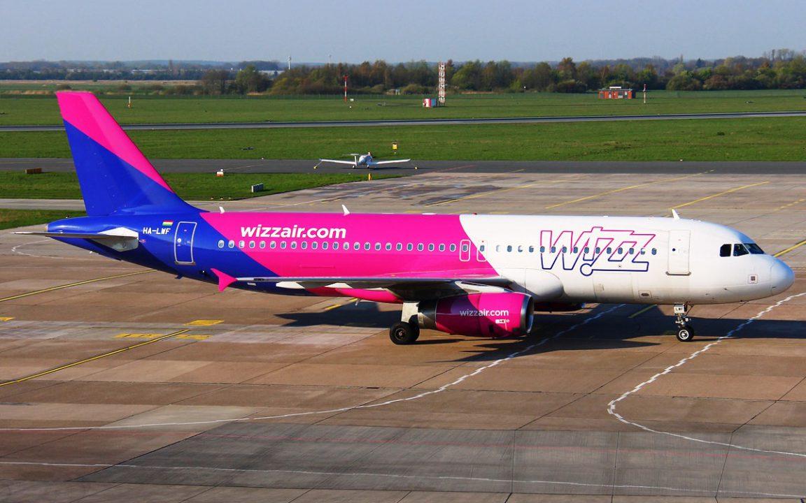 Wizz Air otvorio aerodrom u Beogradu