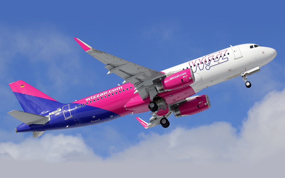 Wizz Air pokreće 10 novih linija iz Beograda