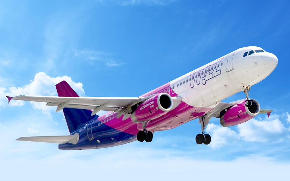 Wizz Air pokreće 8 novih linija iz Skoplja i Ohrida