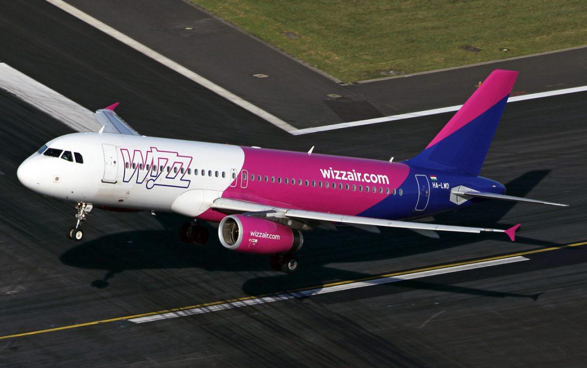 Wizz Air pokreće novu liniju iz Prištine