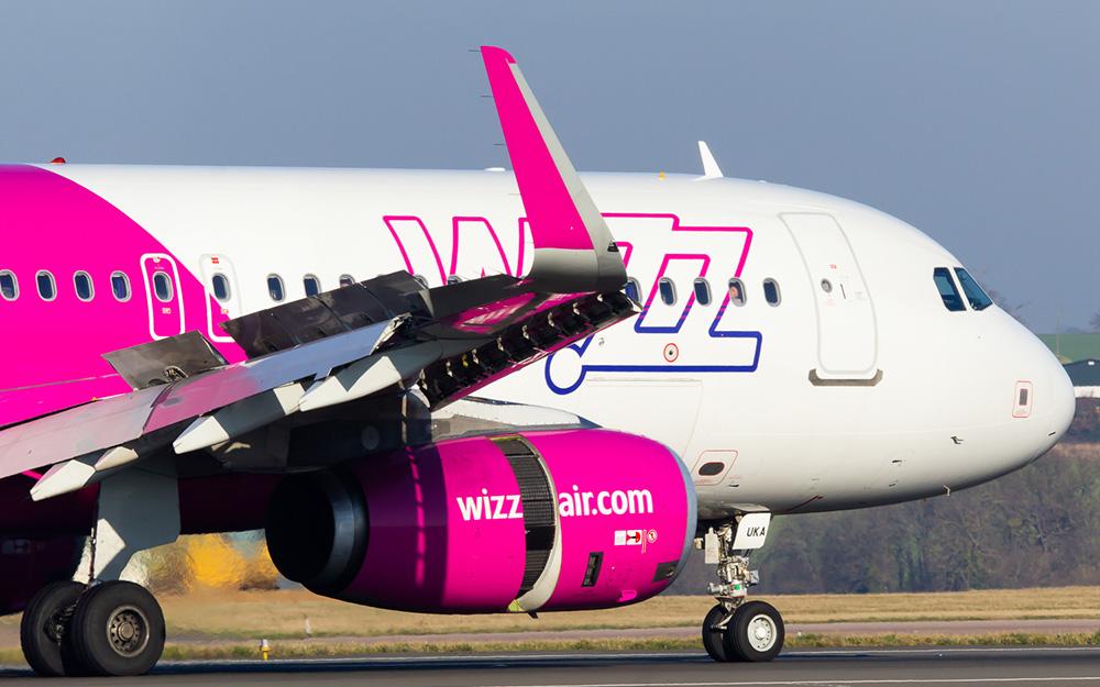 Wizz Air pokrenuo letove između Niša i Malmea