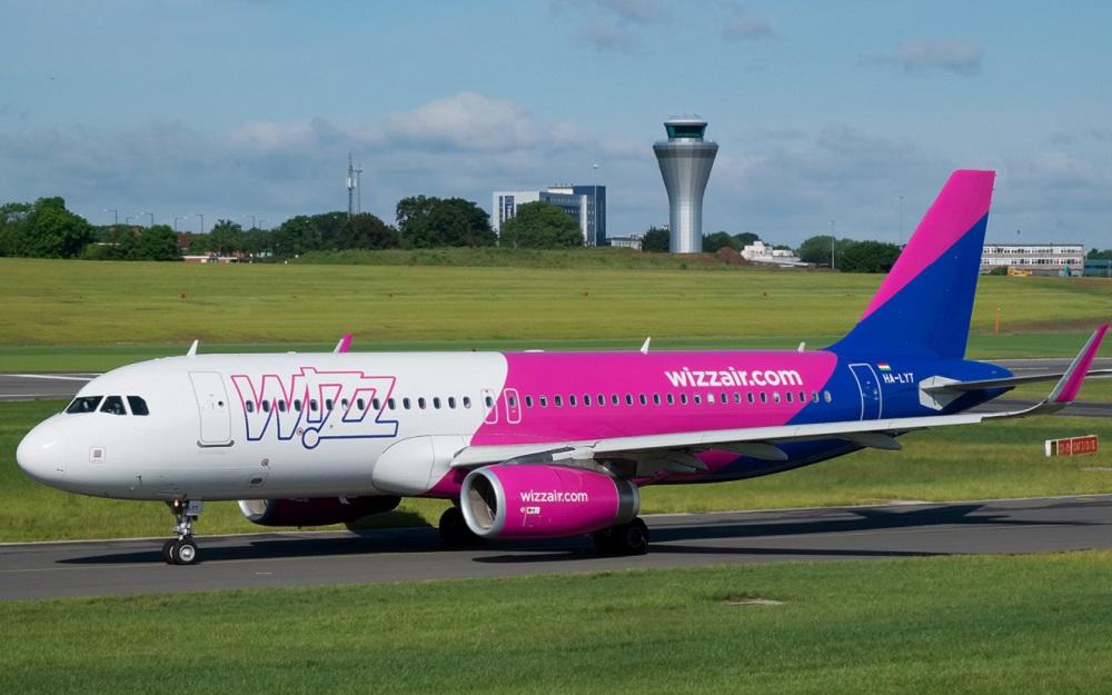 Wizz Air povecanje broja letova iz regiona 2017