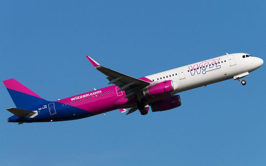 Wizz Air smanjio dimenzije besplatnog ručnog prtljaga avion