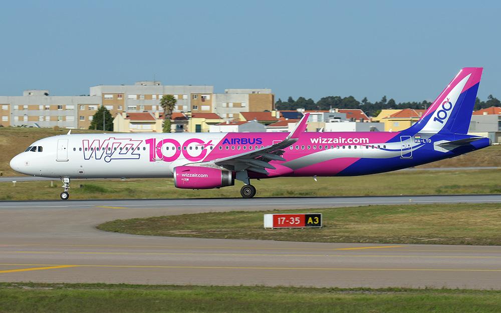 Wizz Air smanjuje broj letova između Niša i Beča