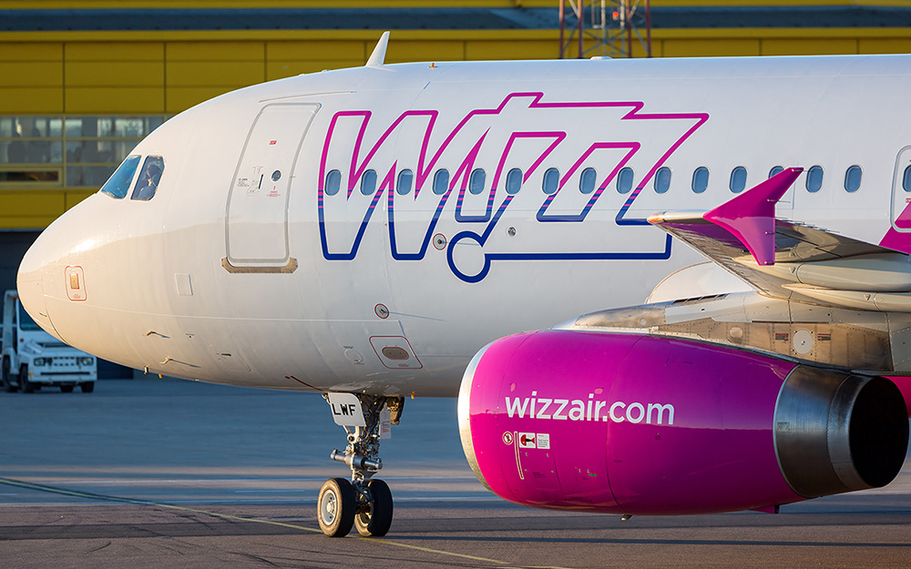 Wizz Air suspendovao više od 30 linija iz gradova regiona