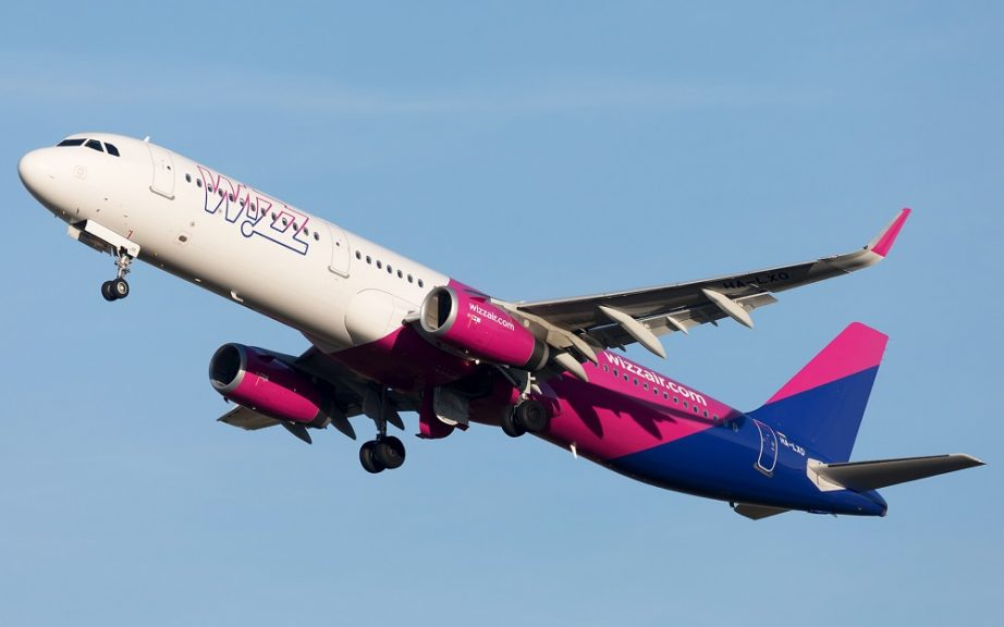 Wizz Air ukida doplatu za kabinski prtljag 2017