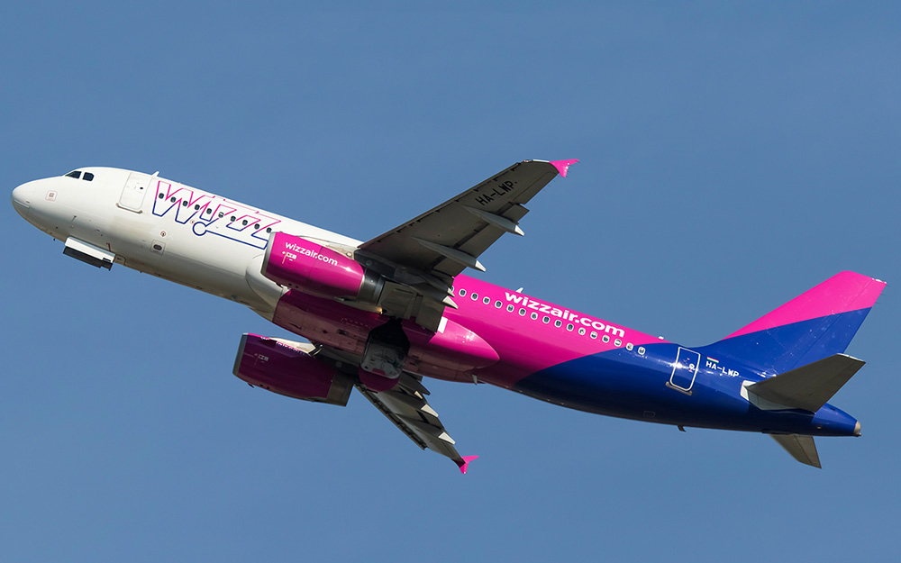 Wizz Air uvodi letove Niš Friedrichshafen
