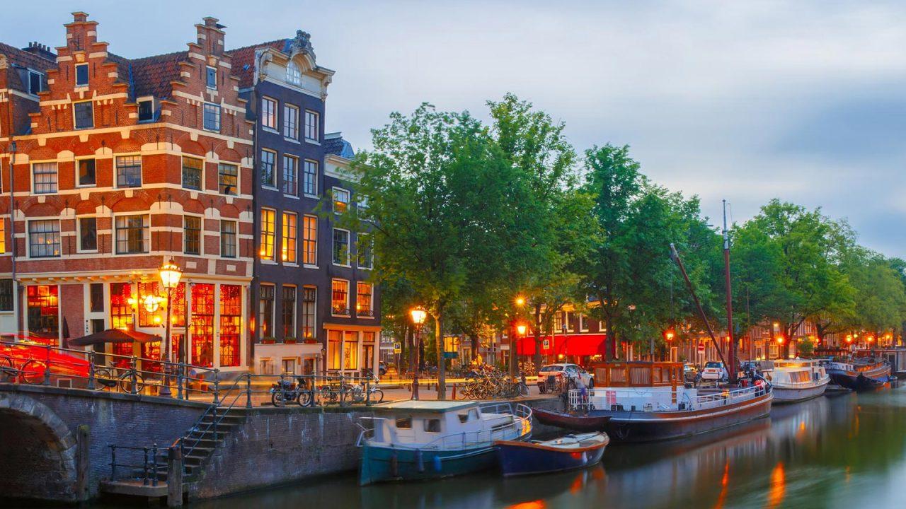 Hoteli Amsterdam
